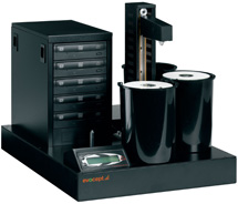 CD & DVD Duplication machine